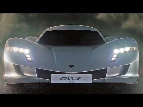 2020 ASPARK OWL – World's Fastest Electric Car