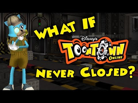 What If Toontown Online Didn't Close