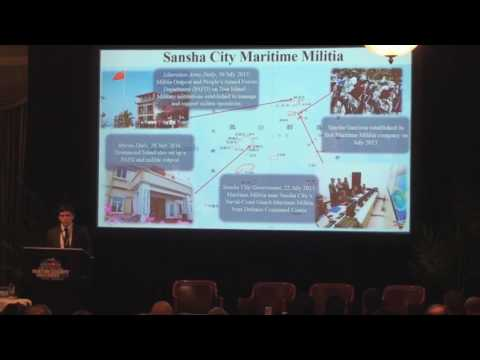 MSC16 Presentation: Maritime Militia, the Unofficial Maritime Agency