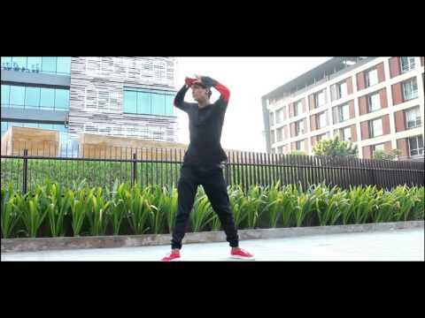 Vande Mataram Feat. Badshah - Disneys ABCD 2 | Dance choreography | By Abhishek soni |
