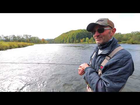 Jeremy Lucas (England Fly Fishing Manager) River San - Interview