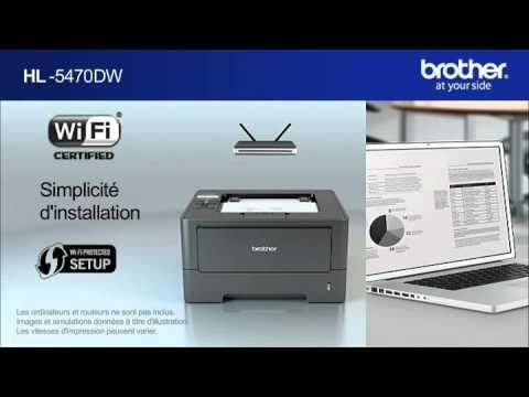 Imprimante laser HL-5470DW