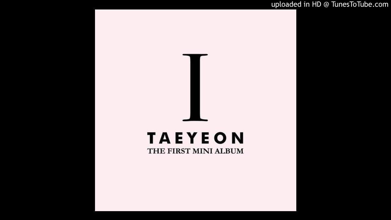 TAEYEON 태연_I (Feat. 버벌진트)