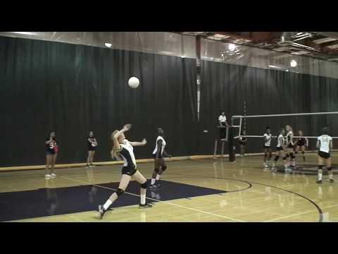 Vista Murrieta High School Freshman Girls Volleyball vs Rancho Cucamonga Match 2