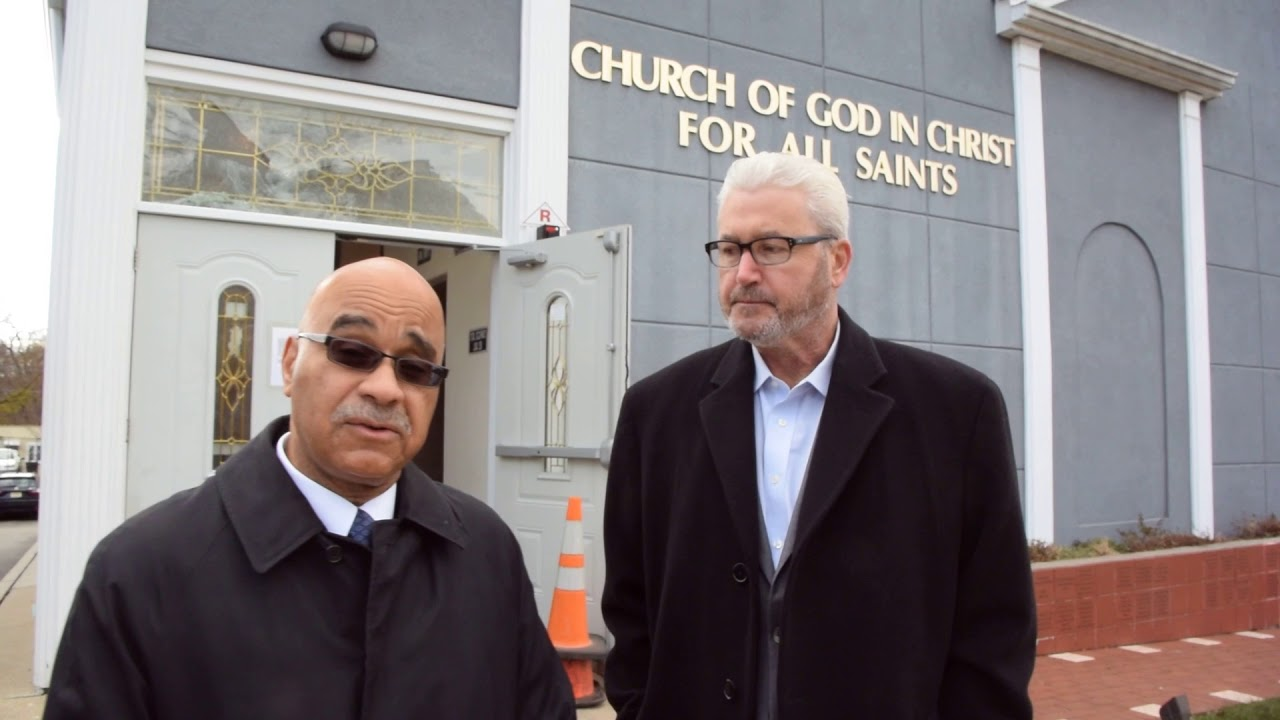 Pastor on vandalism of African American churches in Morristown