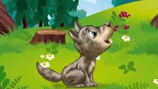Мультики про животных звуки животных