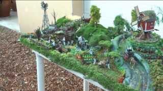 Le Village Miniature De Catherine