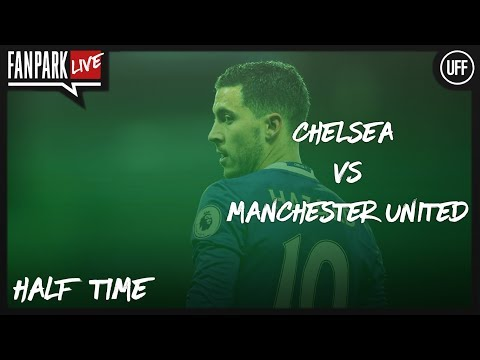 Chelsea 1 - 0 Manchester United - FA CUP FINAL - Half Time Phone In - FanPark Live