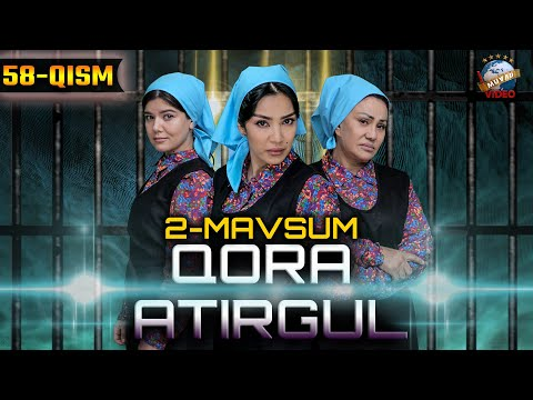 Qora Atirgul (o'zbek Serial) 118-qism | Кора атиргул (узбек сериал) 118-кисм