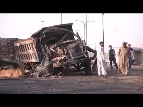 Suicide truck bomb kills at least 17 in south Baghdad  police sources