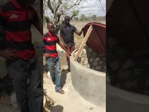 Well in Garsen Kenya