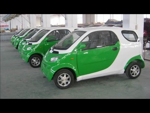 China Becomes World's Biggest Electric Car Market