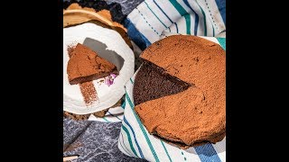 Flourless Dark Chocolate Cake