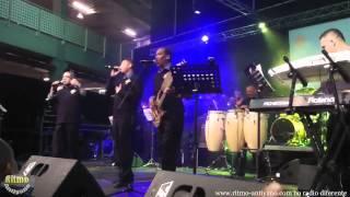 Robert Jeandor i su solo band jen di dulsura Aruba dag 2013
