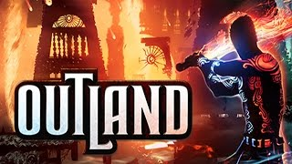 Outland - Beau Platformer - Gameplay FR HD PC