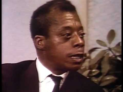 James Baldwin on the Dick Cavett Show