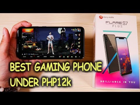 Cherry Mobile Flare S7 Plus Unboxing - Pubg, Battery, Camera
