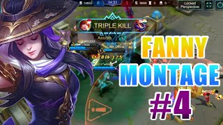 Maybe The Next Zxuan | Fanny Montage #4 | Mobile Legends Bang Bang