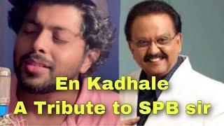 EN KADHALE | SPB Tribute | Patrick Michael | Athul Bineesh
