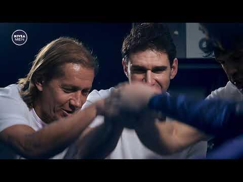 WATCH REAL MADRID 'LIVE'  WITH NIVEA MEN'S MYPADANG SEASON 5