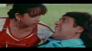 Chiti Pahad Chade Marne Ke Vaste - Haseena Maan Jaayegi - Govinda & Karisma