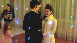 Свадьба, Последний танец молодоженов как жениха и невесты 2018 Запорожье, тамада-ведущая Мария