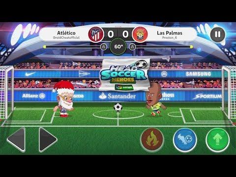 Head soccer la liga 2018 android gameplay #16