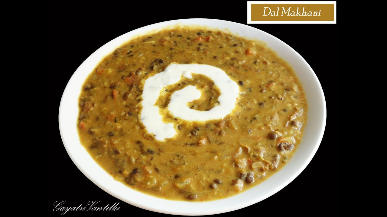 Dal makhani makhni indian food andhra cooking telugu vantalu dal makhani makhni indian food andhra cooking telugu vantalu vegetarian recipes indian cooking youtube forumfinder Images