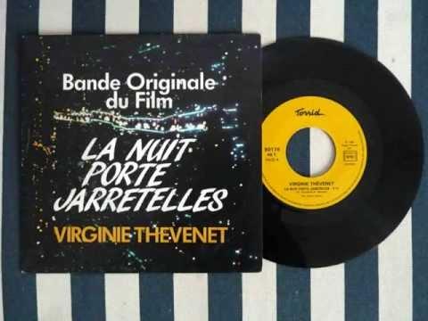 VIRGINIE THÉVENET - La Nuit porte-jarretelles