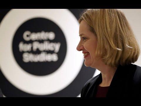 Amber Rudd MP addresses the New Generation Launch