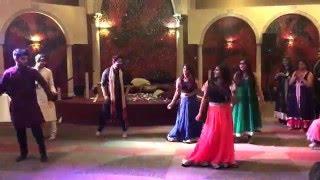 Abid's Mehndi Dance - 02/20/2016