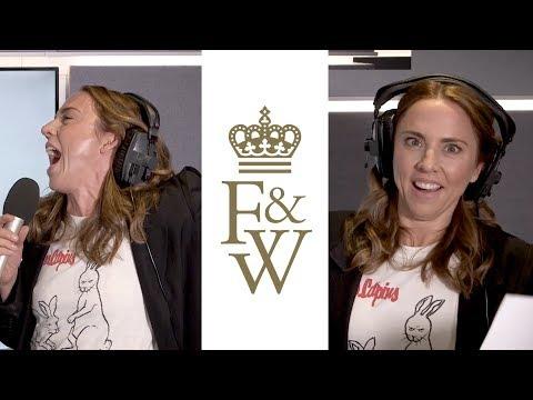 Spice Girl Mel C slays a rap battle!!!