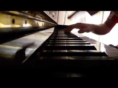 Janam Janam - Dilwale piano version