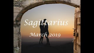 Sagittarius ♐️💖They may feel up in the air....but things will get better