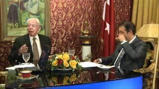 Prof  Dr  Mahir Kaynak'ın katılımıyla, İttihad ı İslam üzerine sohbetler