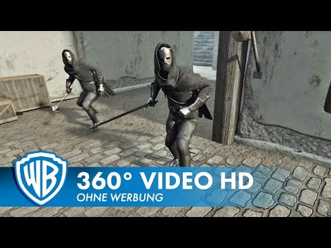 KING ARTHUR: LEGEND OF THE SWORD - 360° Video Deutsch HD German (2017)