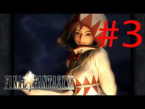 Guia Final Fantasy IX (PS4) - 3 - Huida de Alexandria