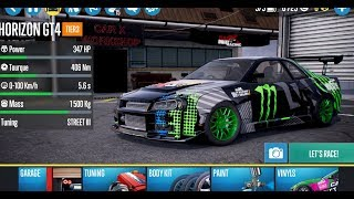 How to build / Skyline R34 RTR Monster Vaughn jr./Carx Drift Racing 2