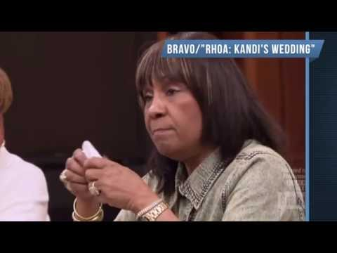 'Kandi's Wedding': Mama Joyce and Todd's Mom Get In Blowout Fight