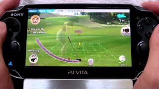 Hot Shots Golf Vita Review