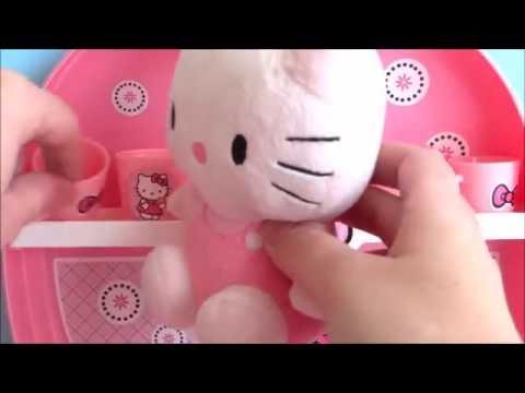 Hello kitty mini kitchen mini cuisine cooking baking for Cuisine hello kitty