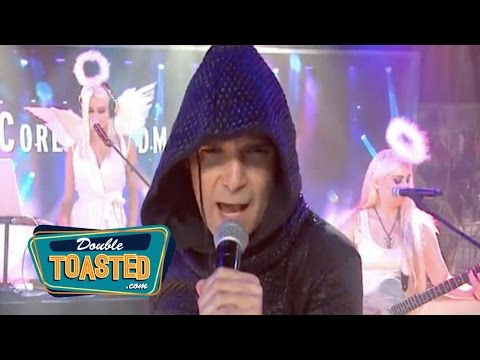 COREY FELDMAN AND HIS TODAY SHOW PERFORMANCE - Double Toasted Highlights
