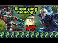 Zilong full damage VS Alucard full damage build  who win   Siapa yang menang     Mobile legends