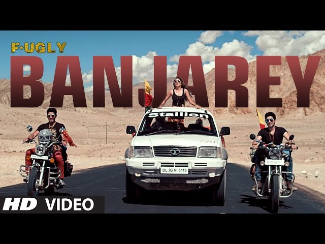 Official: Banjarey Video Song | Fugly | Yo Yo Honey Singh