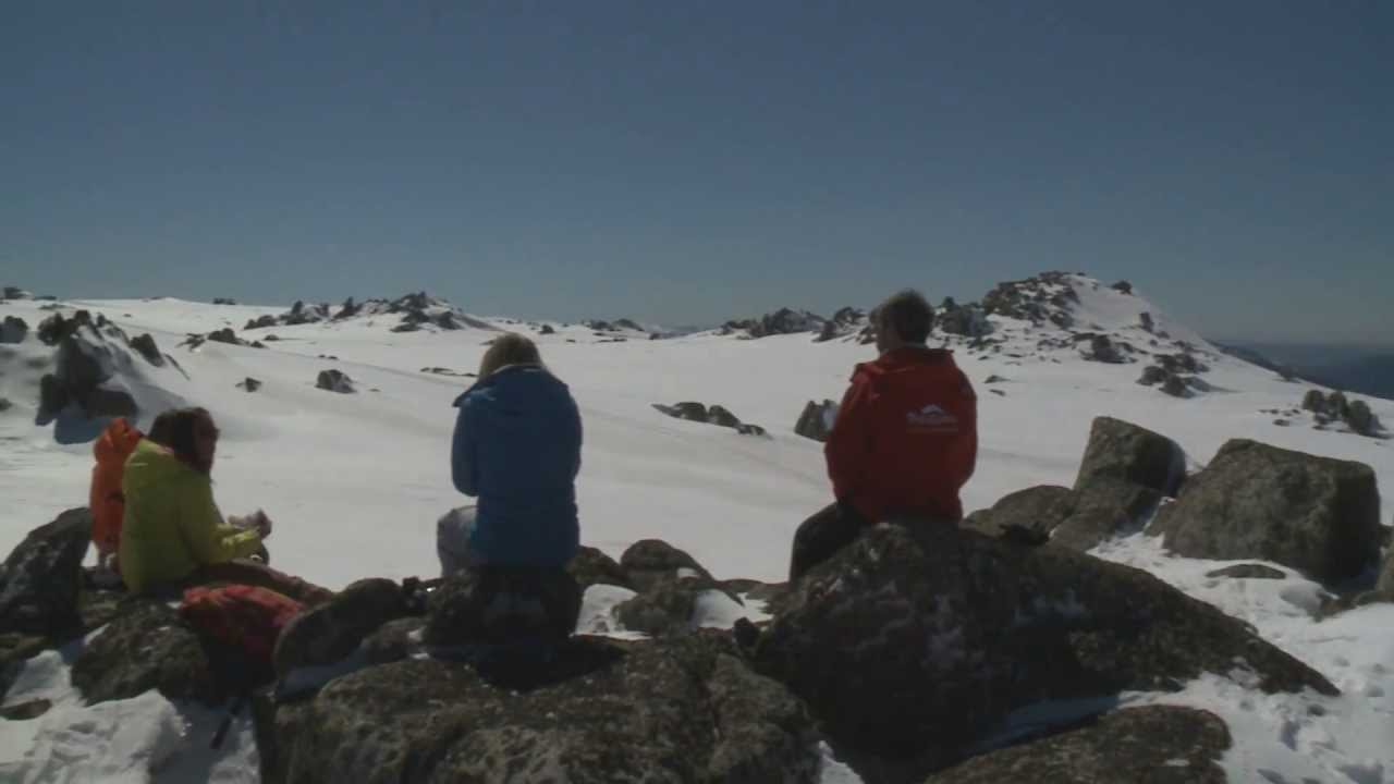 Thredbo Back Country Snow Shoeing Adventures