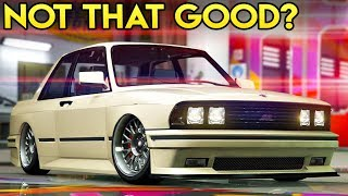 *BUYER BEWARE* GTA Online: SENTINEL CLASSIC REVIEW (Should You Buy?)