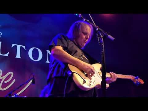 Walter Trout - Me, My Guitar & The Blues - 2/7/19 The Hamilton - Washington, DC