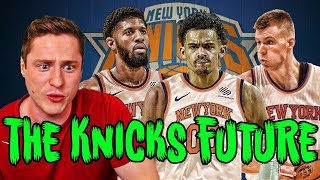 What If Trae Young Is Drafted By The Knicks?