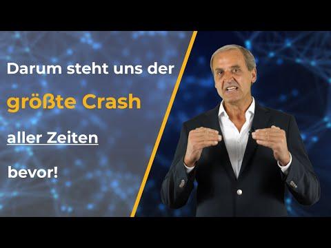 Darum steht uns der größte Crash aller Zeiten bevor! | Florian Homm