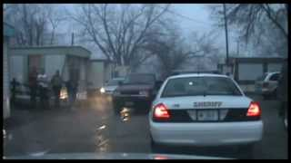 High Speed Chase in Centreville Iowa